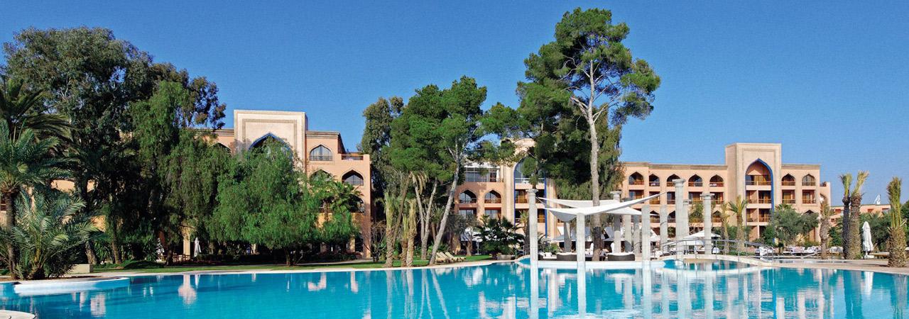 Bilyana Golf-Es Saadi Marrakech Resort Le Palace