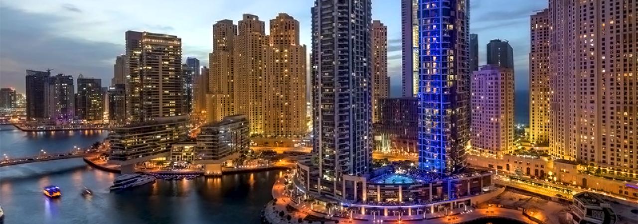 Bilyana Golf - InterContinental Dubai Marina