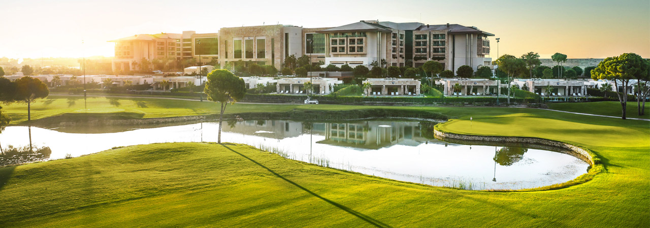 Bilyana Golf-Regnum Carya Golf Resort & SPA