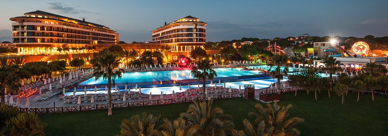 Bilyana Golf-Voyage Belek Golf & SPA