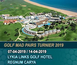 Bilyana Golf - 3. Golf Mad Pairs Turnier 2019