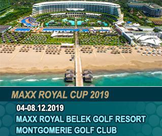 Bilyana Golf - Maxx Royal Cup 2019