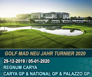 Bilyana Golf - 1. Golf Mad Neu Jahr Turnier 2020
