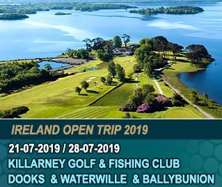 Bilyana Golf - Ireland Open Trip 2019