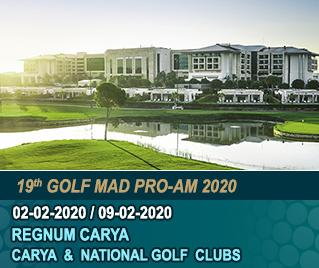 Bilyana Golf - 19th Golf Mad Pro-Am 2020