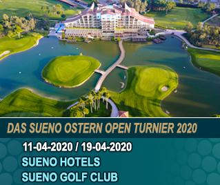 Bilyana Golf - Das Sueno Ostern Open Turnier  2020