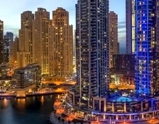 Bilyana Golf-InterContinental Dubai Marina