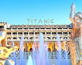 Bilyana Golf-Titanic Mardan Palace